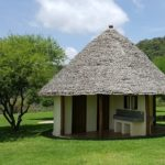 Migombani Camp near Lake Manyara National Park in northern Tanzania.